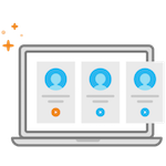 browse potential remote team candidates